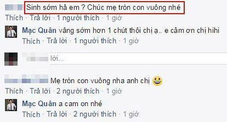 Ngoc Trinh doc than quyen ru, Ky Han kem sac khi bau - Anh 2