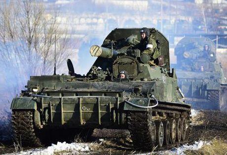 Ukraine thua nhan that thu vi coi hat nhan 2S4 - Anh 1