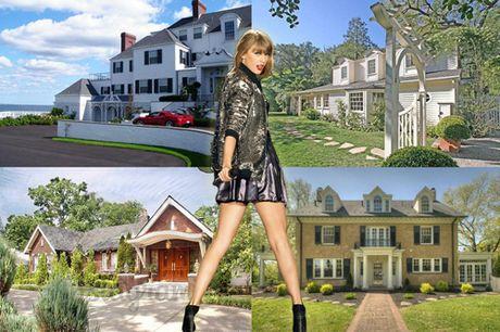 Choang ngop khoi bat dong san 70 trieu USD cua Taylor Swift - Anh 1