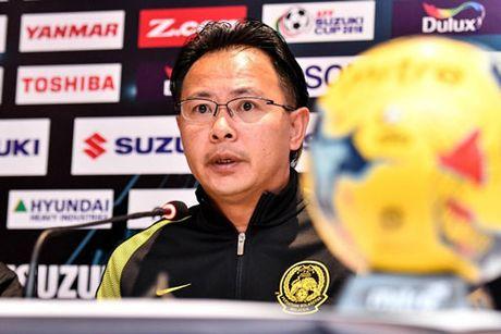 HLV Malaysia canh bao hoc tro truoc tran gap Viet Nam - Anh 1