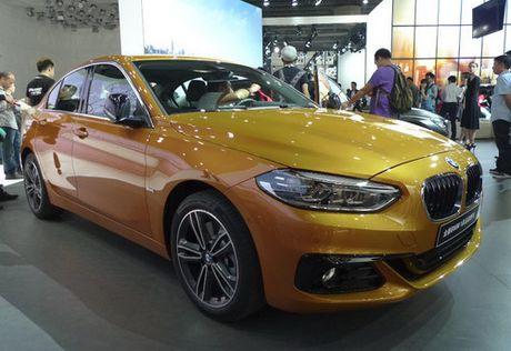 BMW 1-Series Sedan hoan toan moi lan dau ra mat - Anh 2