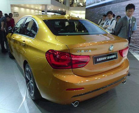 BMW 1-Series Sedan hoan toan moi lan dau ra mat - Anh 4