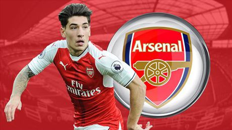 Chinh thuc: Arsenal ky hop dong dai han voi Hector Bellerin - Anh 1