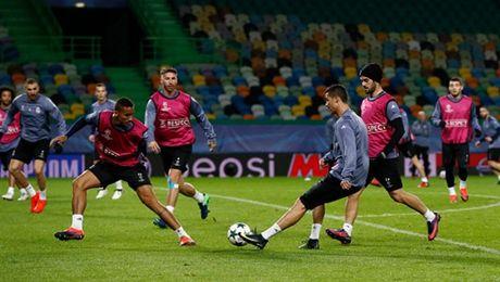 Ronaldo gong minh chuan bi cho ngay di 'san ve' cua Real - Anh 3