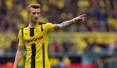 HLV Dortmund sot ruot vi Marco Reus - Anh 1