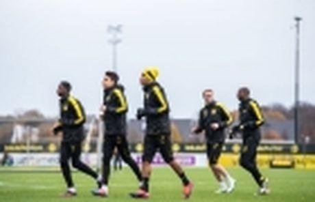 HLV Dortmund sot ruot vi Marco Reus - Anh 2
