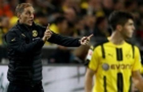 HLV Dortmund sot ruot vi Marco Reus - Anh 5
