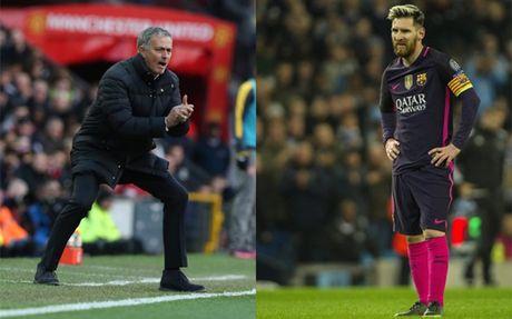 NONG: Cay adidas, M.U 'dot tien' mua Messi - Anh 1