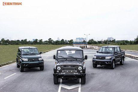 Huong thue 0% - xe Nga van 'im lang' tai thi truong Viet - Anh 1