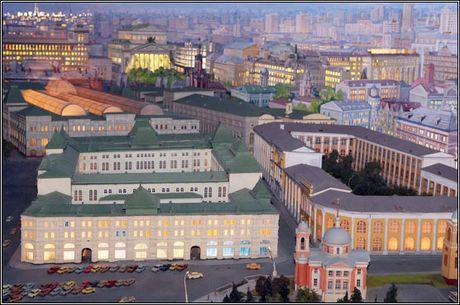 Chiem nguong mo hinh khong lo cua Moscow nam 1976 - Anh 4