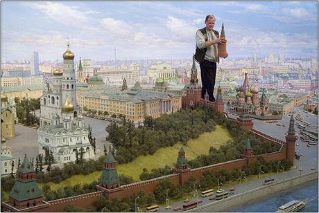 Chiem nguong mo hinh khong lo cua Moscow nam 1976 - Anh 5