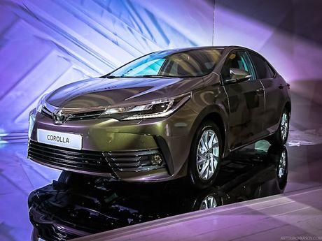 Toyota Corolla Altis 2017 'chot gia' 507 trieu dong - Anh 2