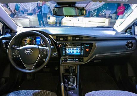 Toyota Corolla Altis 2017 'chot gia' 507 trieu dong - Anh 4