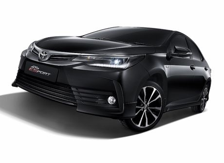 Toyota Corolla Altis 2017 'chot gia' 507 trieu dong - Anh 8
