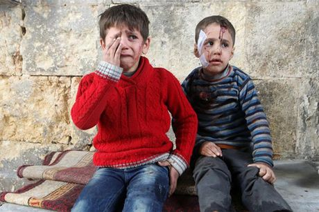 Dong Aleppo that thu chi con la van de thoi gian? - Anh 1