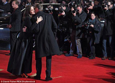 Brad Pitt va Marion Cotillard than mat tren tham do - Anh 3