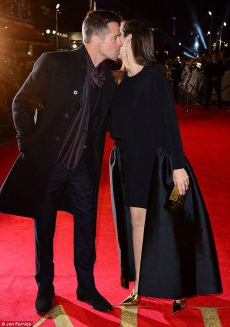 Brad Pitt va Marion Cotillard than mat tren tham do - Anh 9