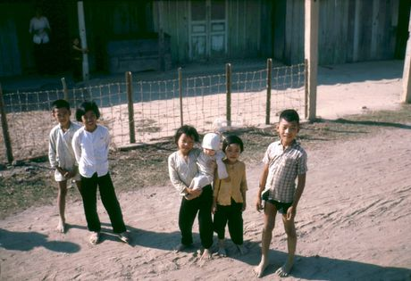 Anh doi thuong thu vi o Long An nam 1968 (1) - Anh 4
