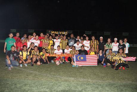 CDV DTQG Viet Nam giao huu voi CDV Malaysia truoc dai chien - Anh 3