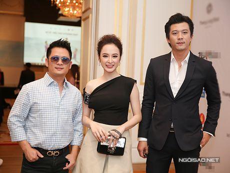 Bang Kieu lo chieu cao khiem ton khi dung ben Angela Phuong Trinh - Anh 8