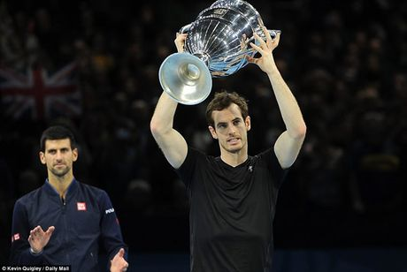 Thang Djokovic, Murray vo dich ATP Finals 2016 - Anh 1