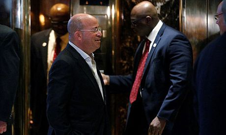 Cuoc gap ky la giua Tong thong dac cu Trump va truyen thong My - Anh 1