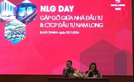 Nam Long tinh niem yet tren san chung khoan nuoc ngoai - Anh 1