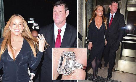 Truoc khi chia tay hon phu ty phu, Mariah Carey da di chon vay cuoi - Anh 2