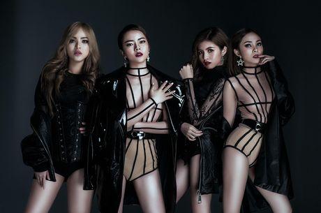 """Bao Thy, S Girls - 2 """"chien binh"""" dau tien cua The Remix 2017 - Anh 2"""