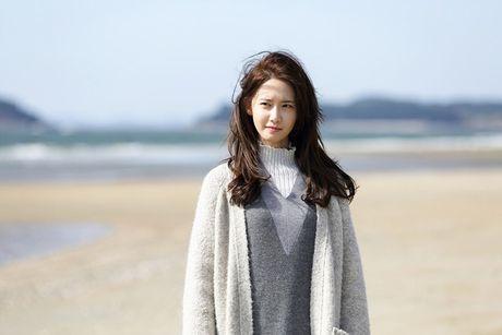 YoonA (SNSD) lo ngai thay doi hinh anh trong sang - Anh 3