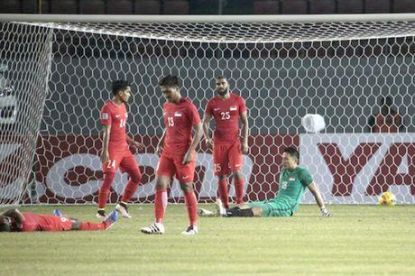 AFF Cup 2016: Singapore tiec nuoi, Thai Lan xay chac ngoi dau - Anh 1