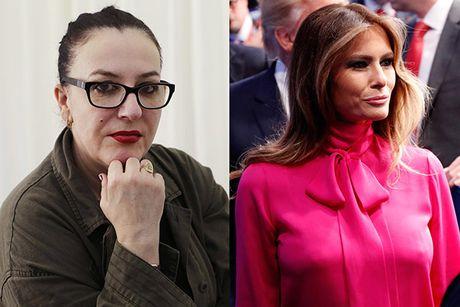NTK cua Michelle Obama tu choi cho ba Trump muon do - Anh 1