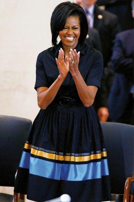 NTK cua Michelle Obama tu choi cho ba Trump muon do - Anh 2