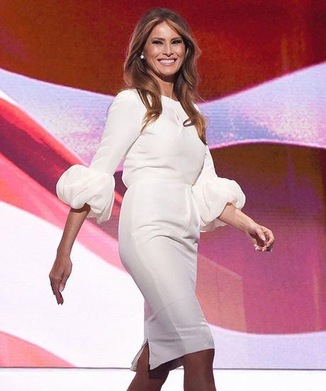 NTK cua Michelle Obama tu choi cho ba Trump muon do - Anh 3
