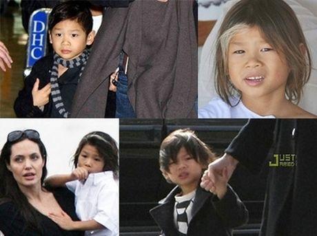 Pax Thien - con nuoi goc Viet cua Angelina Jolie - ngay cang ra dang dan ong - Anh 3