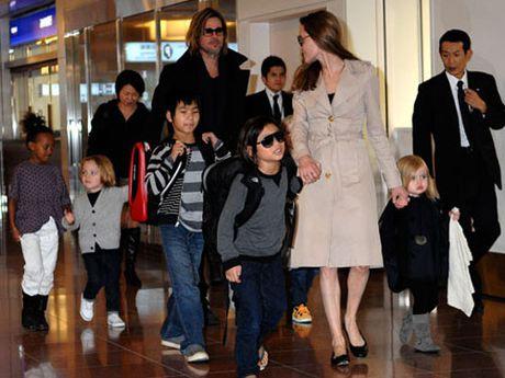 Pax Thien - con nuoi goc Viet cua Angelina Jolie - ngay cang ra dang dan ong - Anh 5