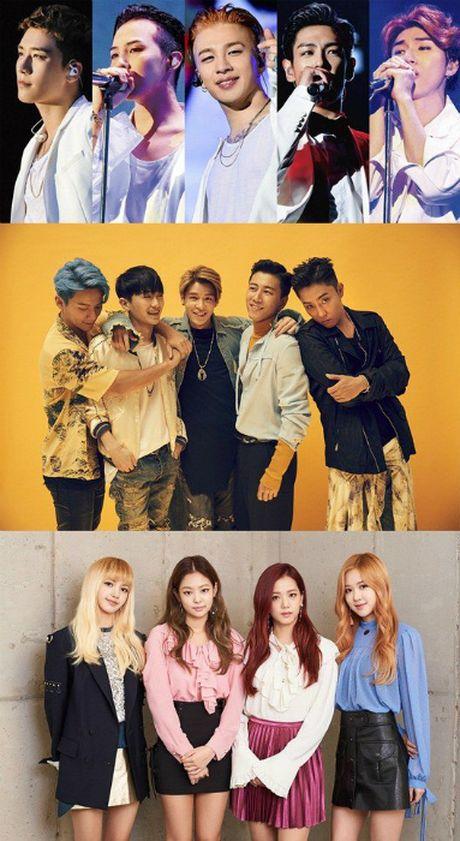 Fan to idol YG khong den du MAMA 2016 vi biet Black Pink khong co giai - Anh 1