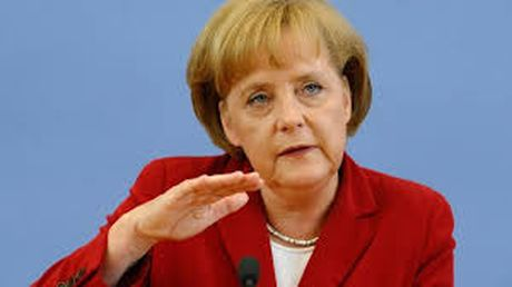 Ba Angela Merkel tranh cu 'cu dap tra' thanh cong cua Donald Trump - Anh 1