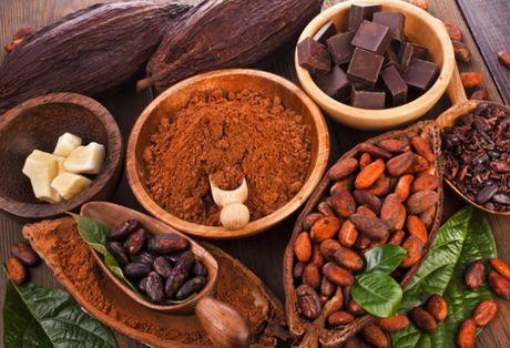 Chocolate cang dang, cang giup da chong lao hoa - Anh 3