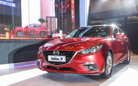 Tiep tuc trieu hoi hon 16.000 xe Mazda3 - Anh 1