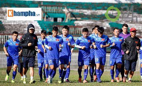 Cong Phuong: Gat on ao doi tu de ghi diem voi HLV Huu Thang - Anh 2