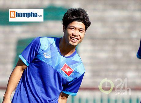 Cong Phuong: Gat on ao doi tu de ghi diem voi HLV Huu Thang - Anh 5