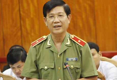 Bo Cong an va Bo Y te co them thu truong moi - Anh 1
