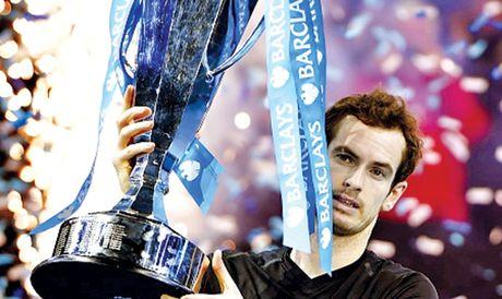 Andy Murray: Ong vua moi cua lang banh ni - Anh 1