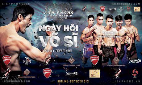 Dung Ngay hoi vo si Nha Trang do Johnny Tri Nguyen to chuc - Anh 1