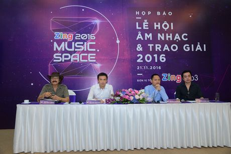 Cac giong ca moi se co co hoi toa sang tai Zing Music Space 2016 - Anh 1