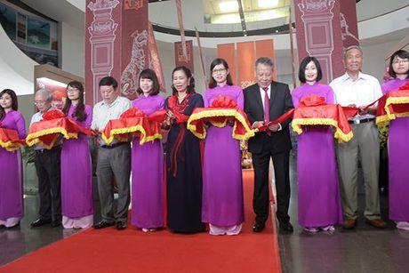 Khai mac trien lam 'Linh vat Viet' tai Ha Noi. - Anh 1
