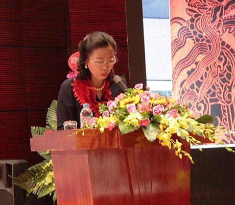 Khai mac trien lam 'Linh vat Viet' tai Ha Noi. - Anh 4