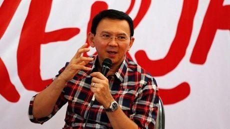 Indonesia tham van thi truong Jakarta vi nghi phi bang dao Hoi - Anh 1