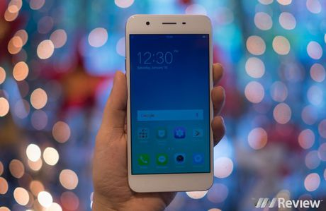 Anh can canh Oppo A39 tai Viet Nam - Anh 5